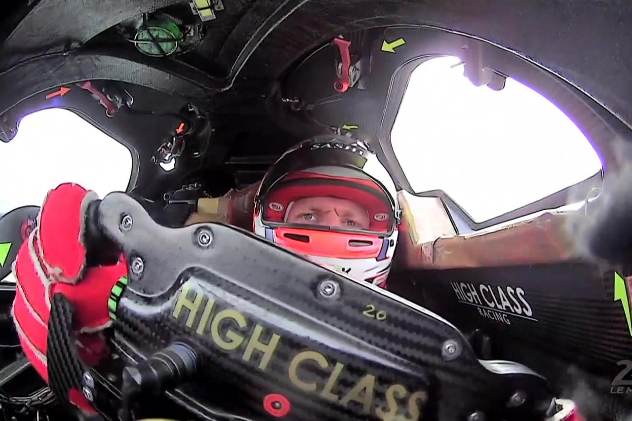 ケビン・マグヌッセン 「F1と耐久レースではメンタリティがかなり異なる」 / ル・マン24時間レース