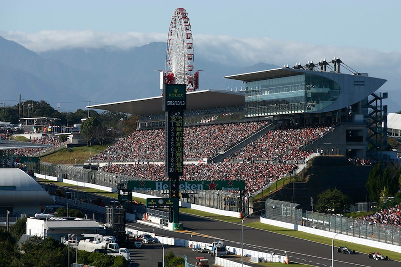F1日本GP中止の舞台裏 「100%やり切ったが期限までに回答がなかった」 モビリティランド田中薫社長会見