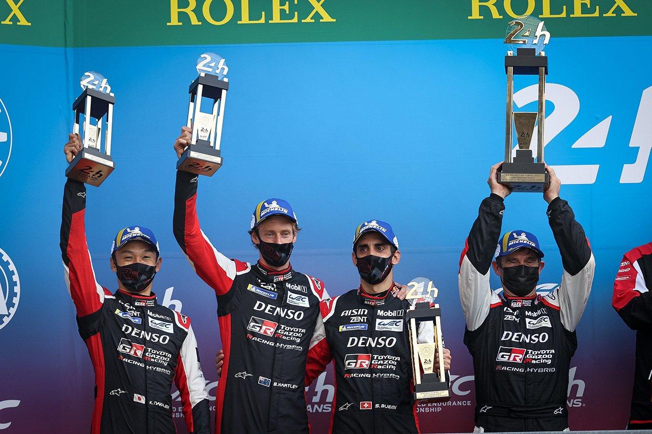 中嶋一貴、7号車のル・マン初勝利を祝福 「彼らはウィナーに相応しい」 / ル・マン24時間レース