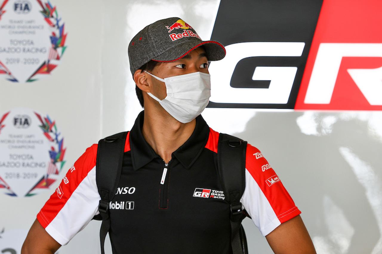 WEC:トヨタ、平川亮のバルセロナでのWEC走行テストへの参加を決定