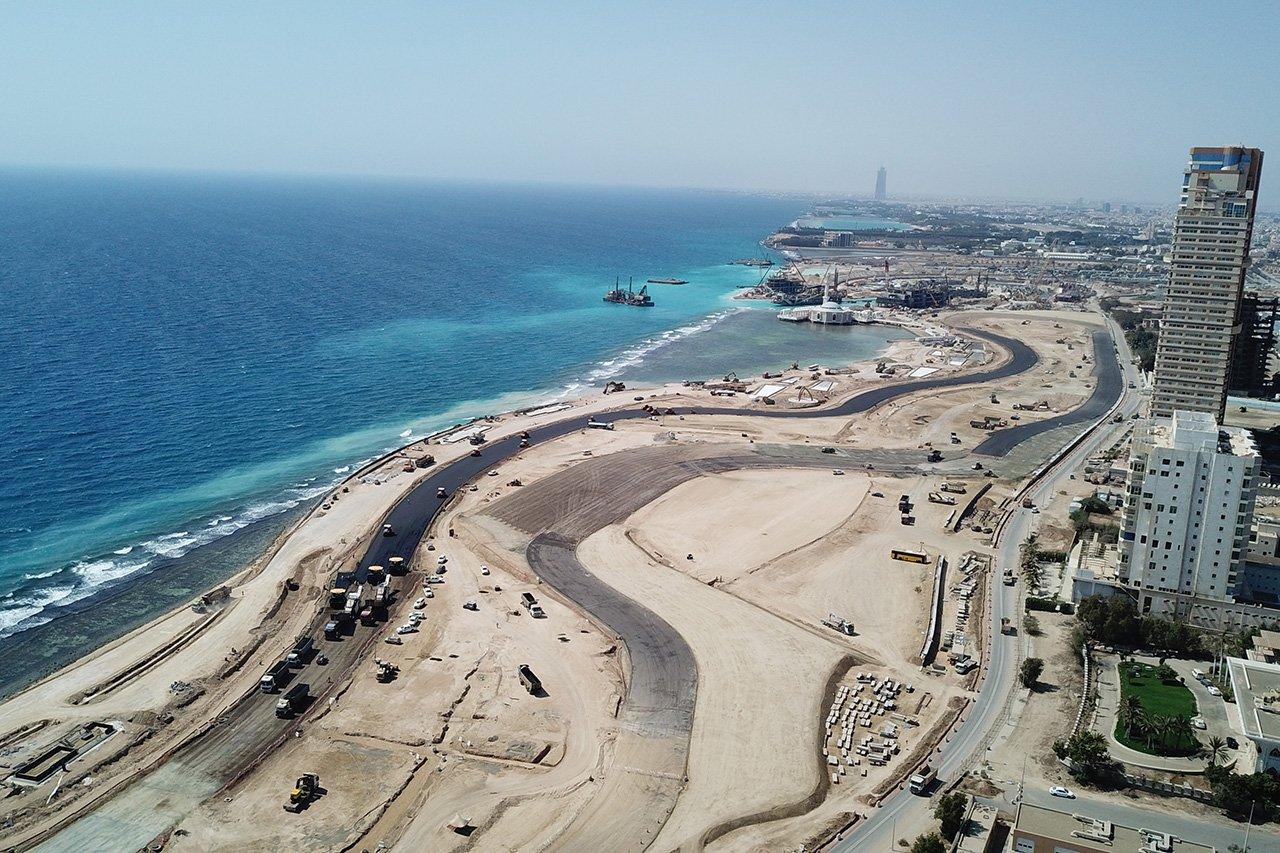 F1サウジアラビアGP:ジェッダは世界で最高のサーキットの1つになる