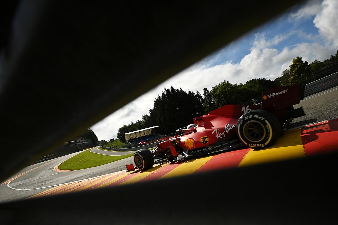 【動画】 2021年 F1ベルギーGP フリー走行1回目 ハイライト
