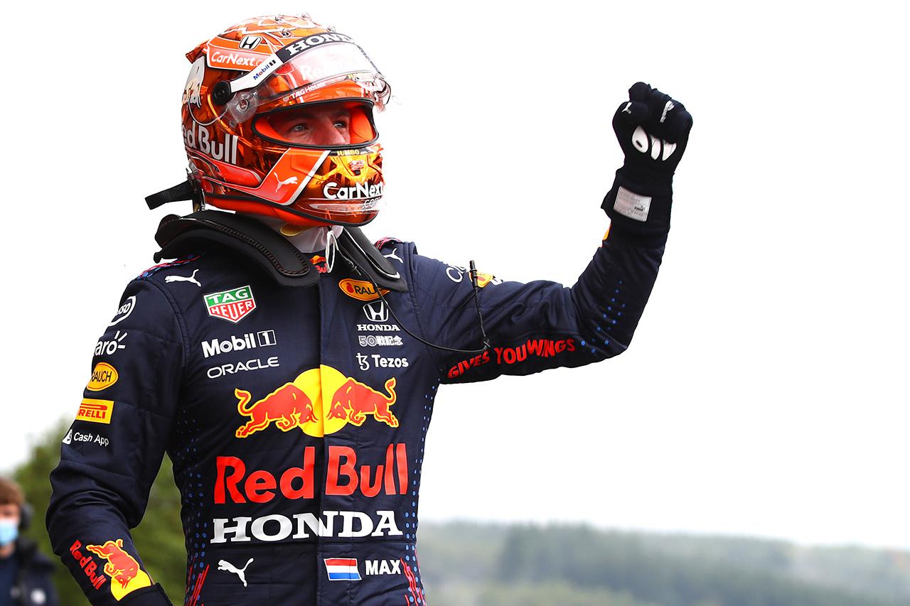 ホンダF1:2021年 第12戦 F1ベルギーGP 予選レポート