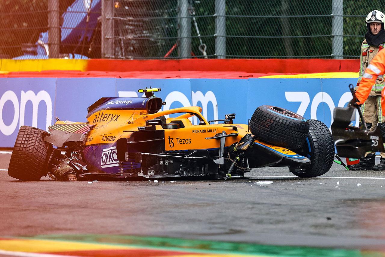 【動画】 2021年 F1ベルギーGP 予選 ハイライト