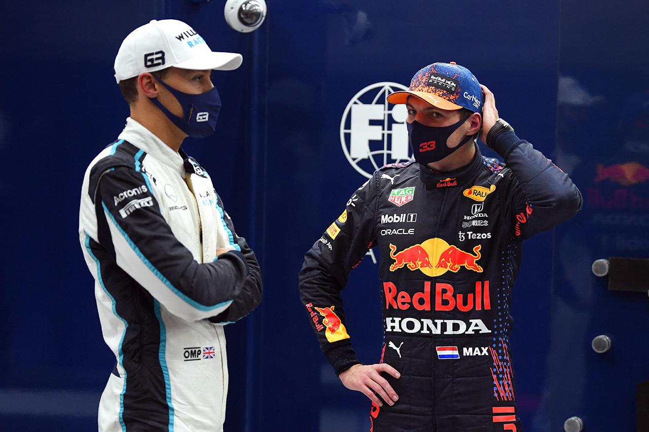 ポール獲得のマックス・フェルスタッペン 「ウェットではラップがすべてだとは思わない」 / F1ベルギーGP 予選