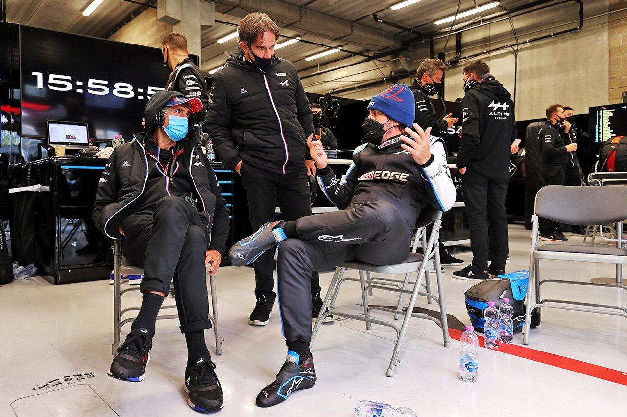 フェルナンド・アロンソ、何もできず11位「ある意味で衝撃的」 / F1ベルギーGP 決勝