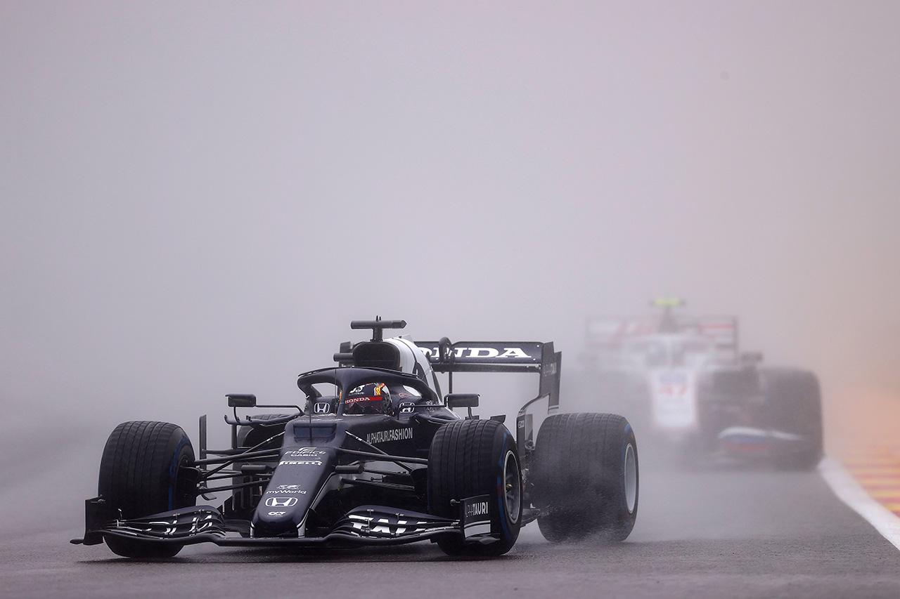 アルファタウリ・ホンダF1 「空力セットアップは最適化されていた」 / F1ベルギーGP 決勝