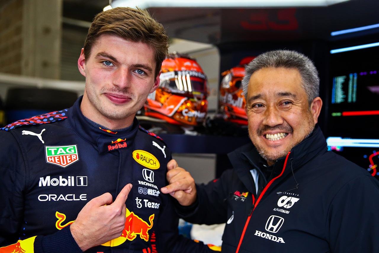 F1ベルギーGP 決勝:悪天候でレースをせず成立…フェルスタッペンが優勝。2位のラッセルは初表彰台