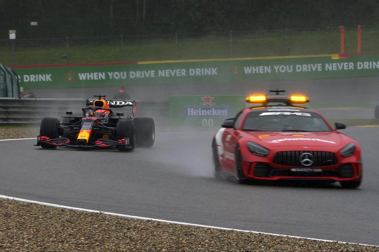 【動画】 2021年 F1ベルギーGP 決勝 ハイライト
