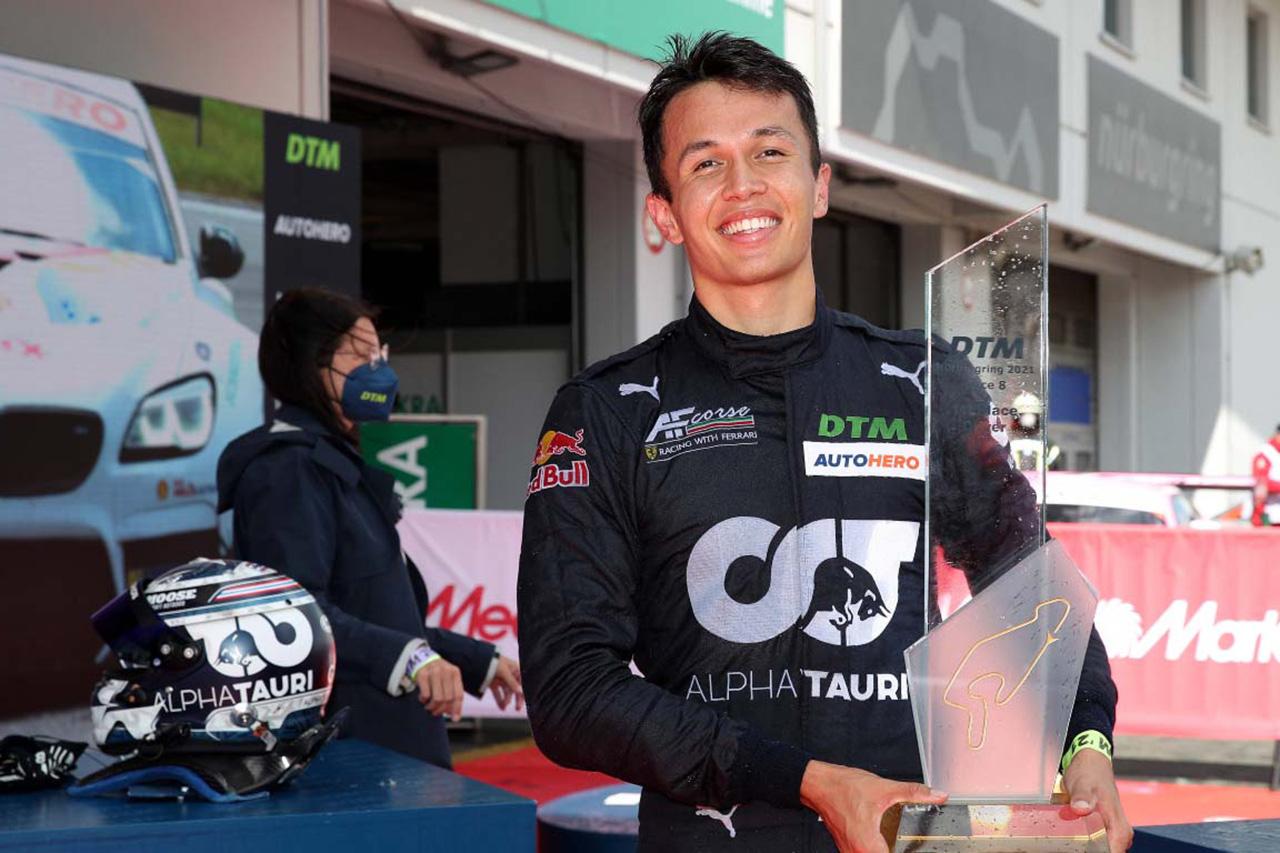 アレクサンダー・アルボン、ウィリアムズF1の最有力候補との報道