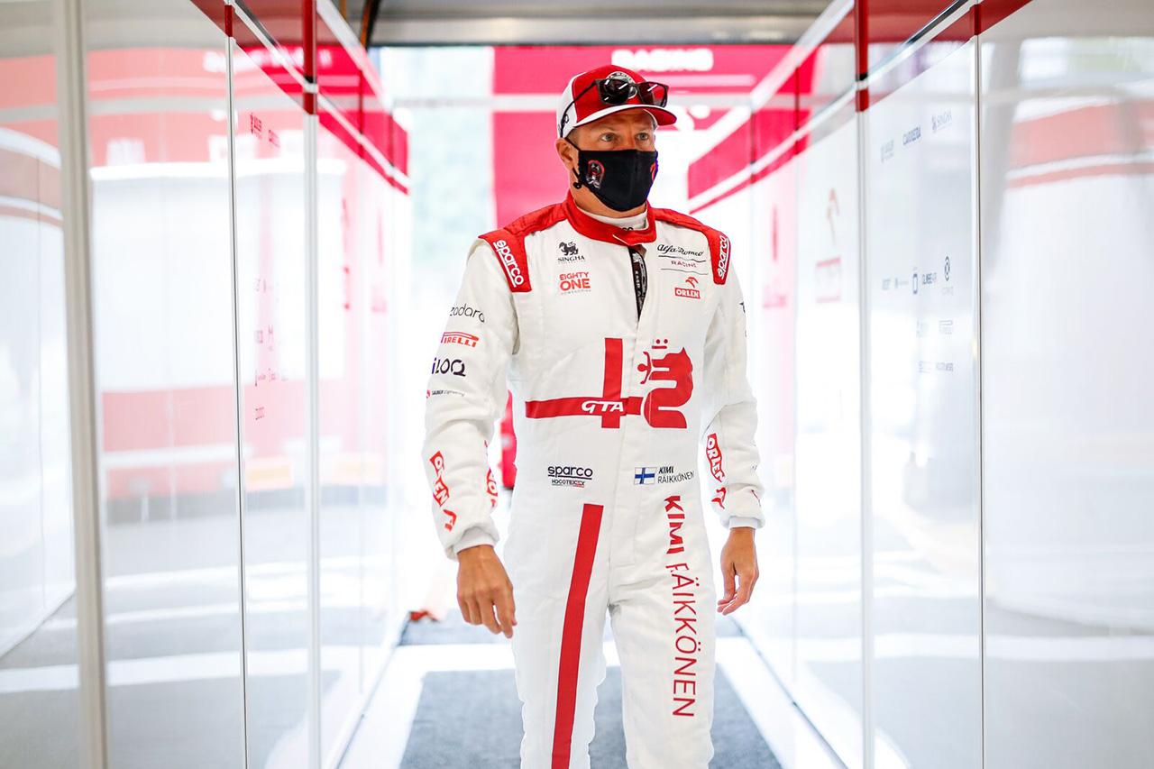 キミ・ライコネン、F1イタリアGPの週末に引退を発表との報道