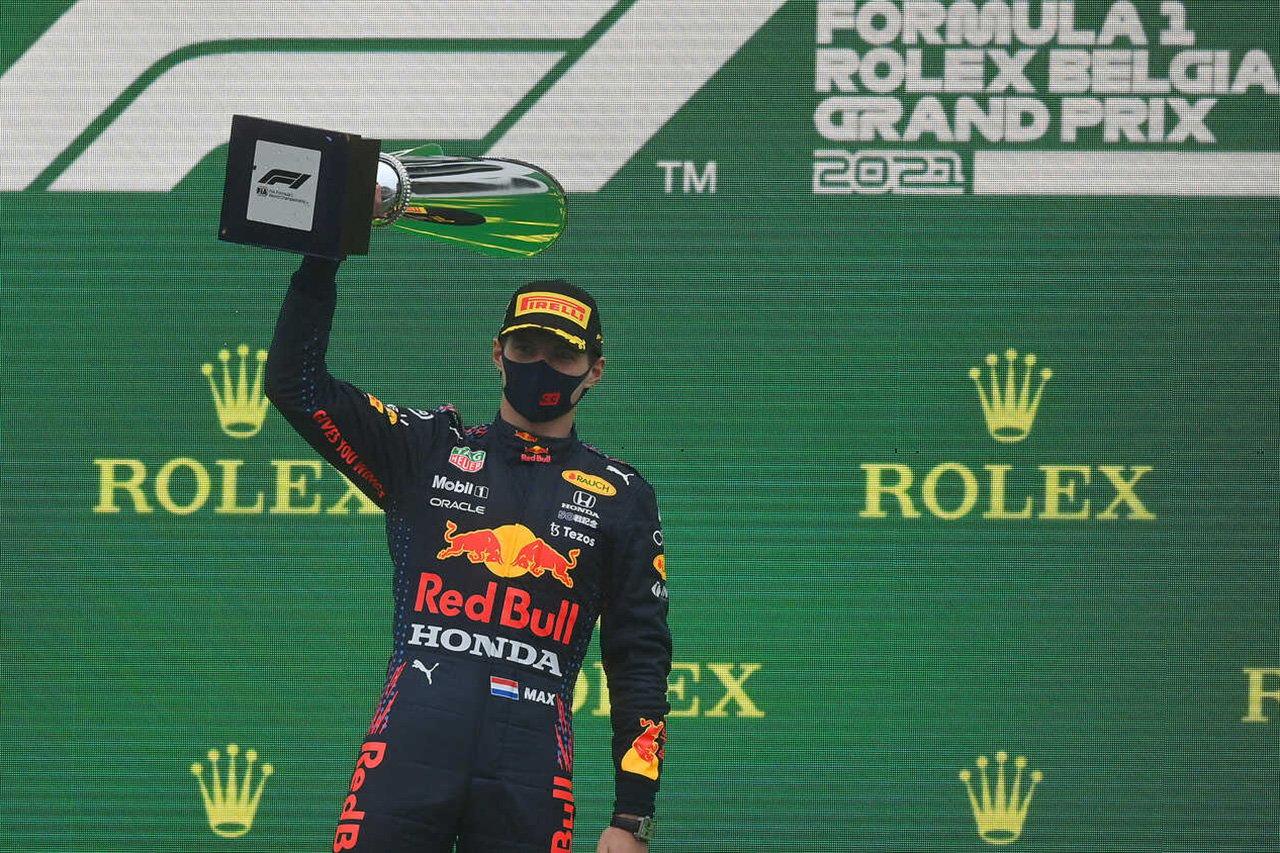 レッドブルF1首脳 「我々はこの勝利を誇りに思っていない」 / F1ベルギーGP 決勝a