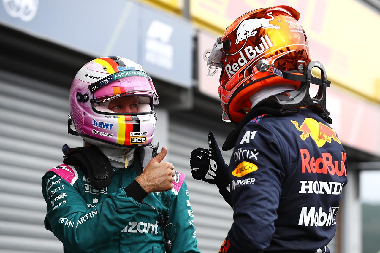 マックス・フェルスタッペン、予選のノリスのクラッシュ後にF1幹部と会談 / F1ベルギーGP