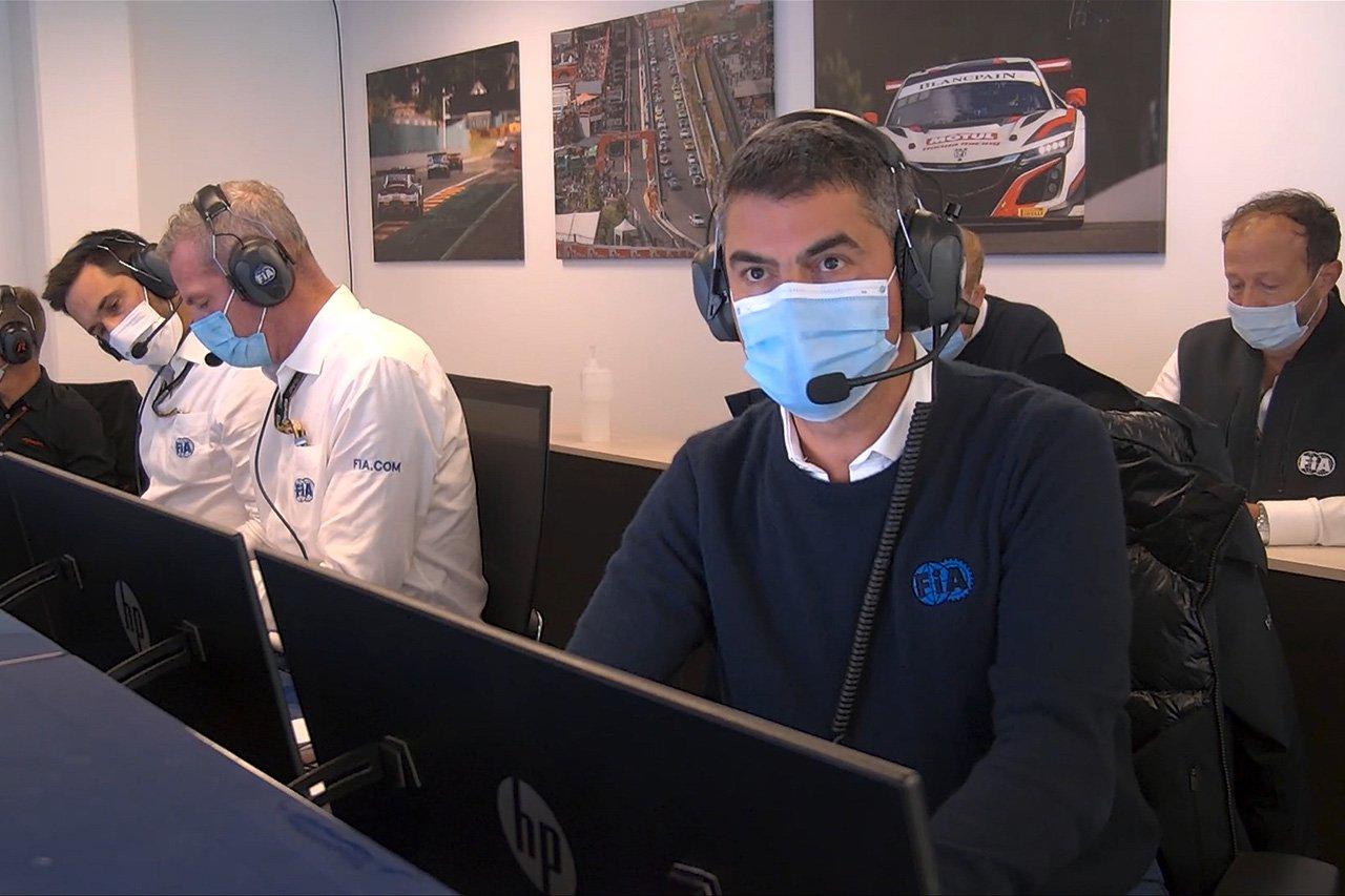 F1レースディレクター 「予選Q3をスタートさせるべきではなかった」 / F1ベルギーGP