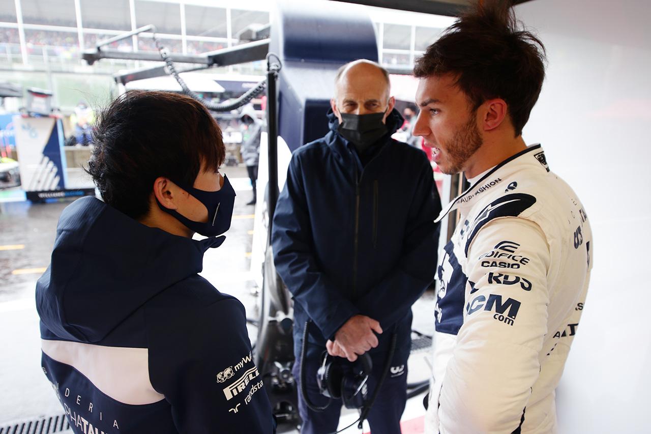 ピエール・ガスリー 「ザントフォールトは狭くてオーバーテイクが困難」 / アルファタウリ・ホンダ F1オランダGP プレビュー