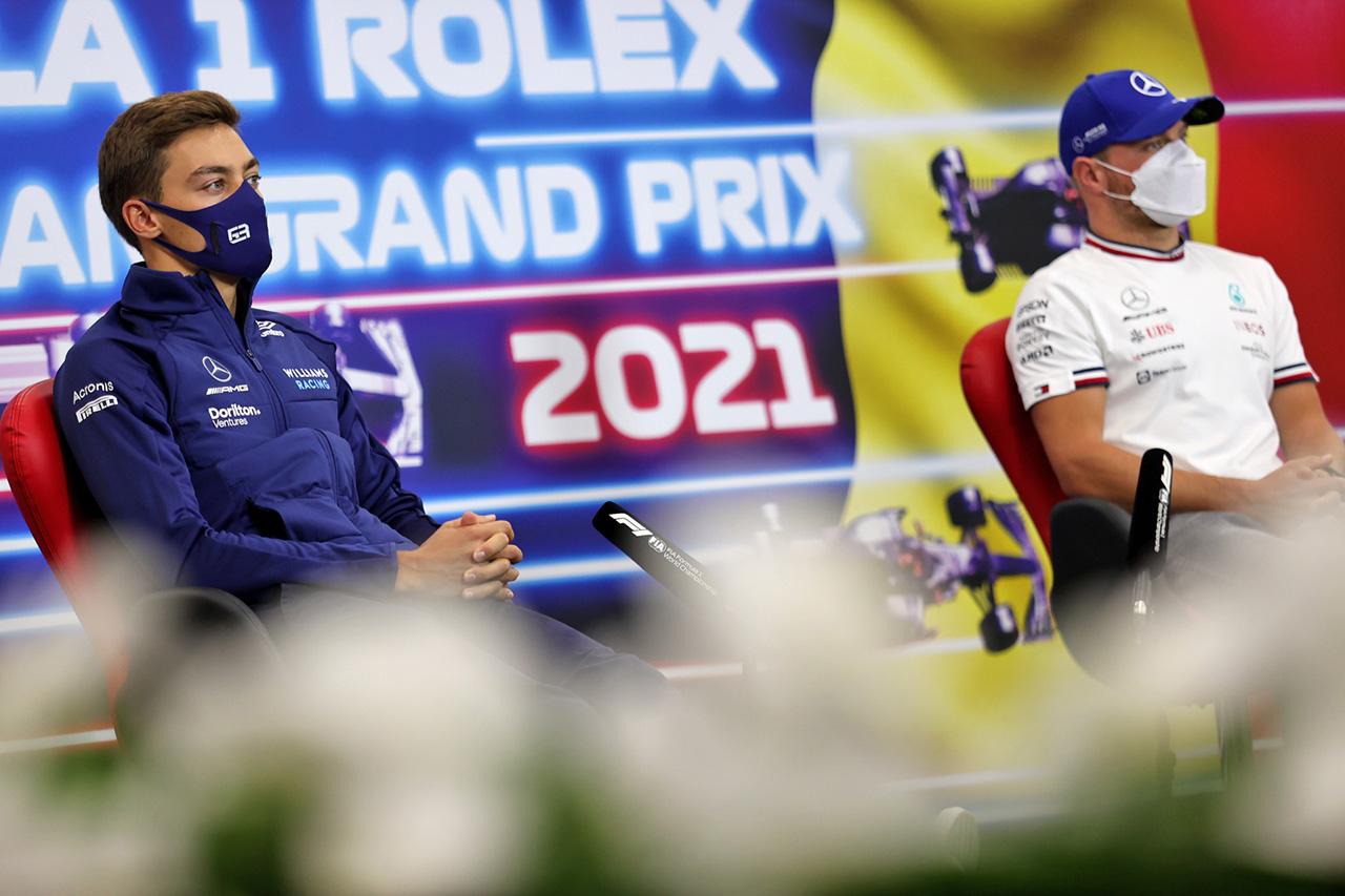 メルセデスF1 「発表はボッタスとラッセルの両方の契約が確定した後」