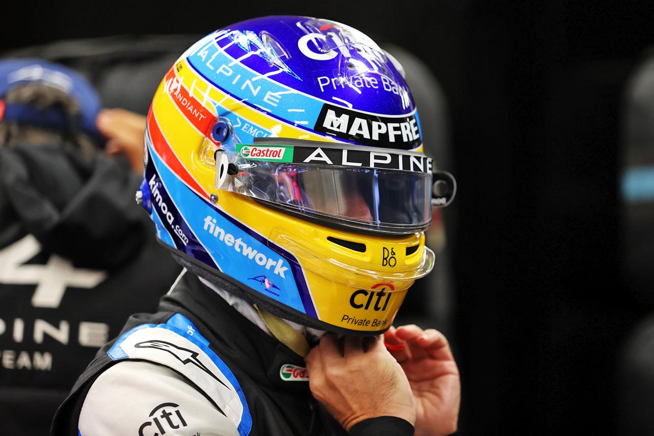 フェルナンド・アロンソ 「F1の競争力がなくなったら自分が最初に認める」