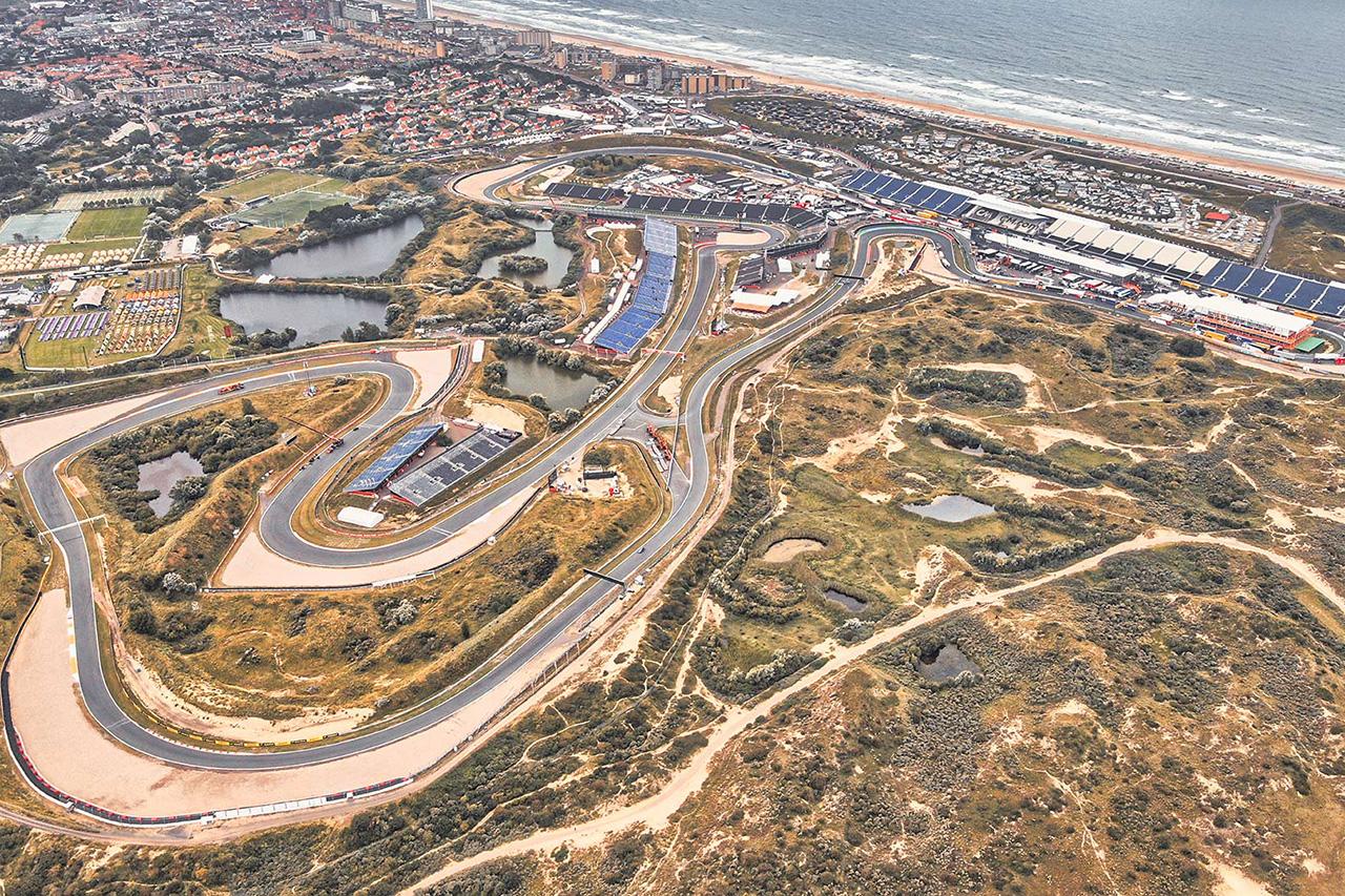 2021年 F1オランダGP テレビ放送時間&タイムスケジュール