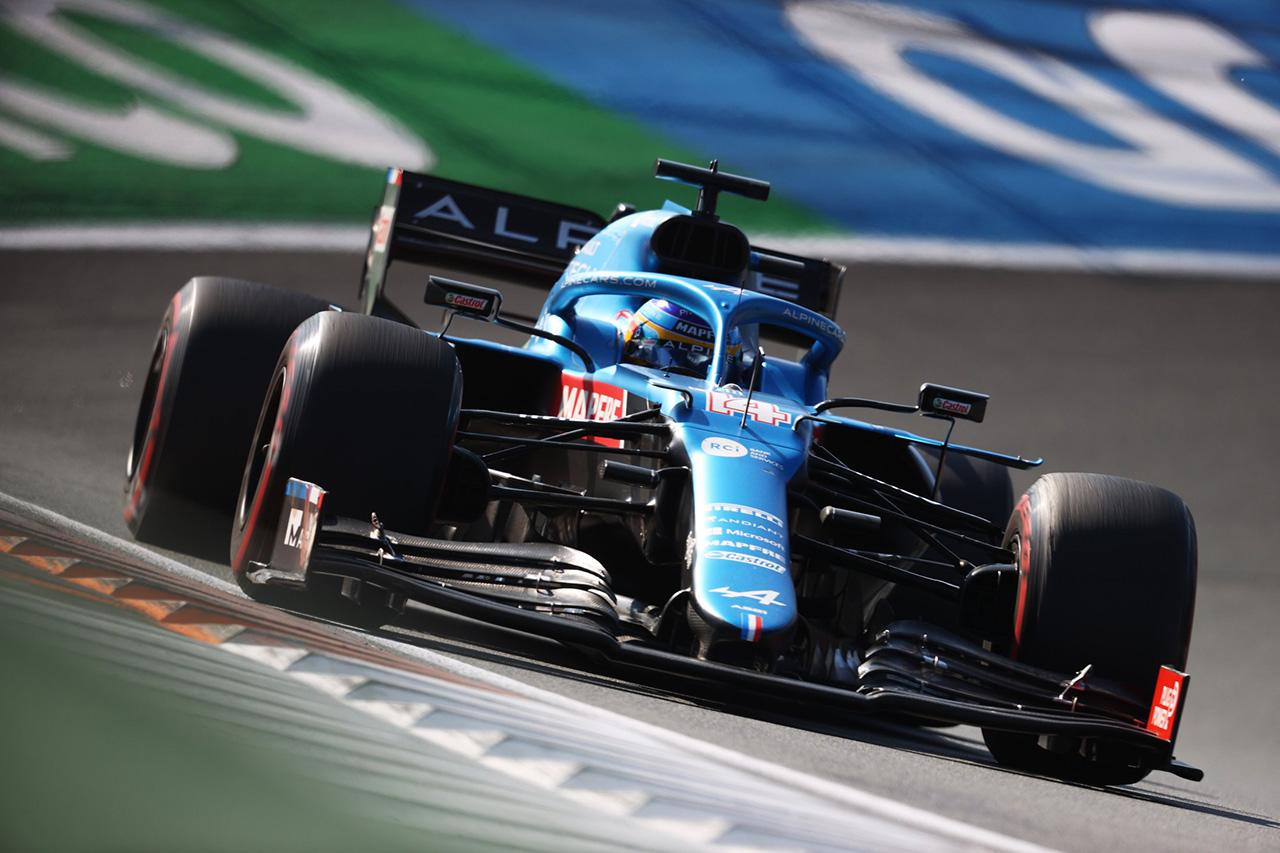 フェルナンド・アロンソ 「5周毎に戦略とターゲットをアップデートした」 / F1オランダGP 決勝