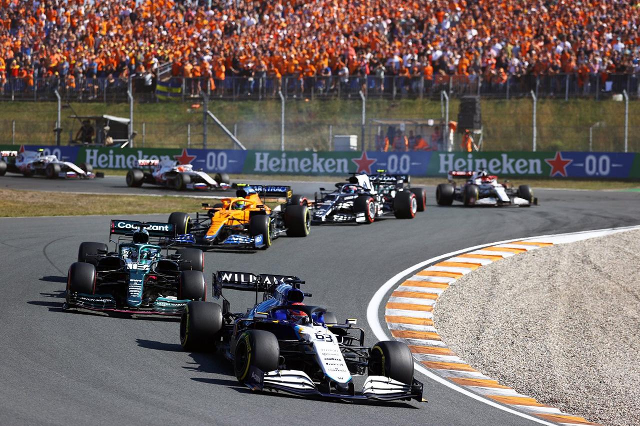 2021年 F1オランダGP 決勝:ドライバーコメント(11位~DNF)