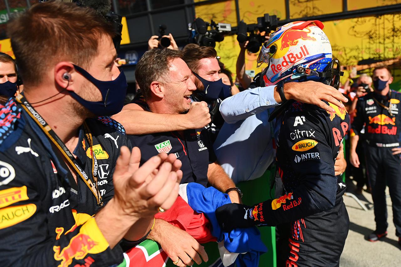レッドブル・ホンダF1代表 「チームにとって非の打ち所のないレース」 / F1オランダGP 決勝