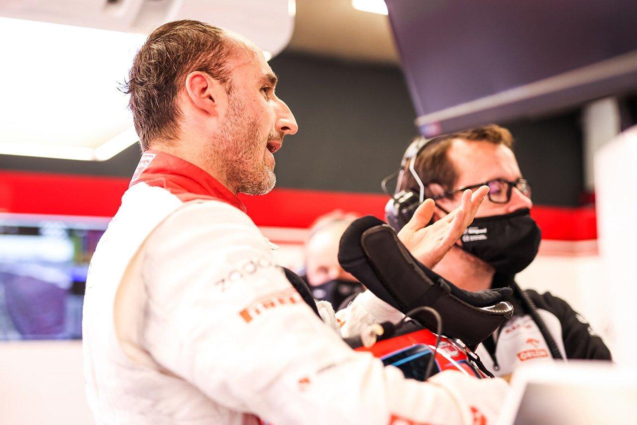 ロバート・クビサ 「F1でまともなバトルをしたのは11年ぶり」