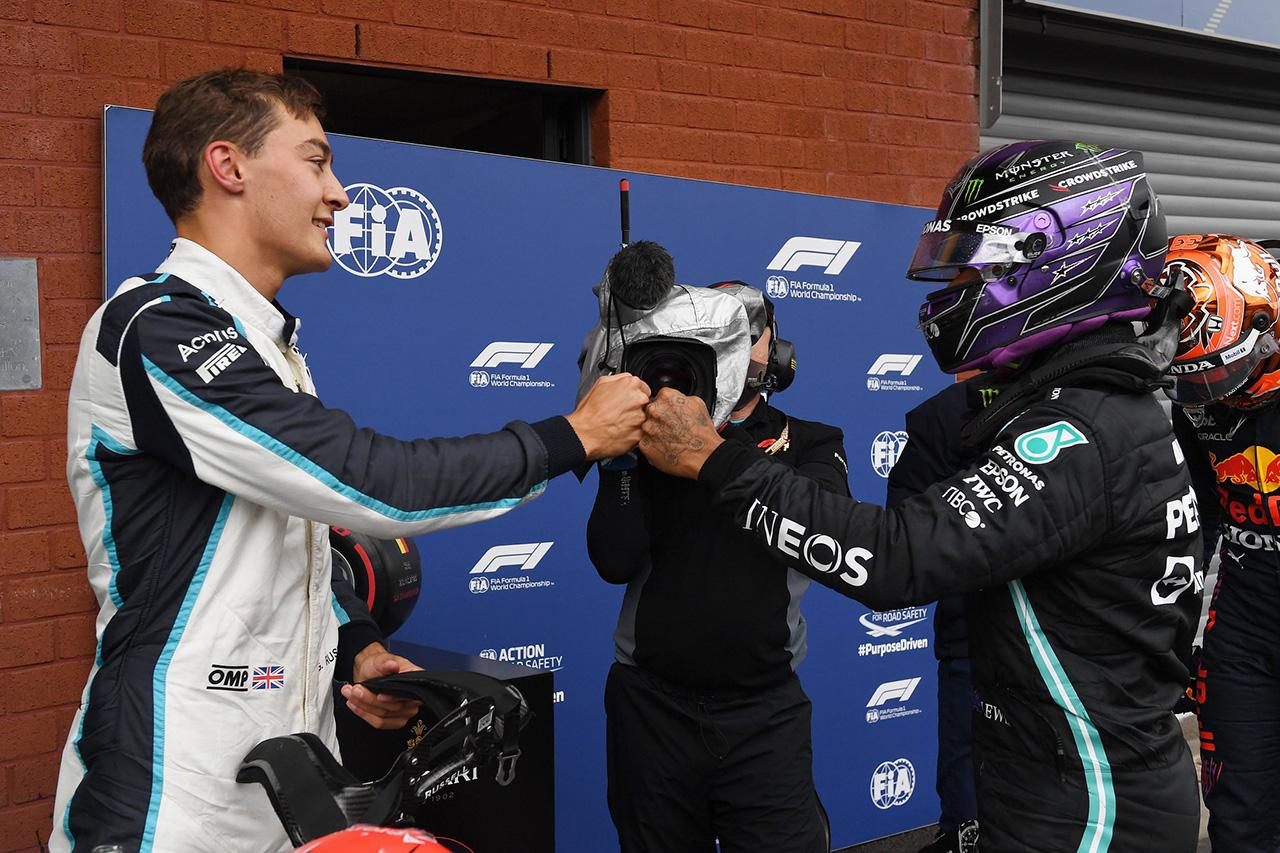メルセデスF1代表 「ラッセルはルイスと強力なチームを形成すると確信」
