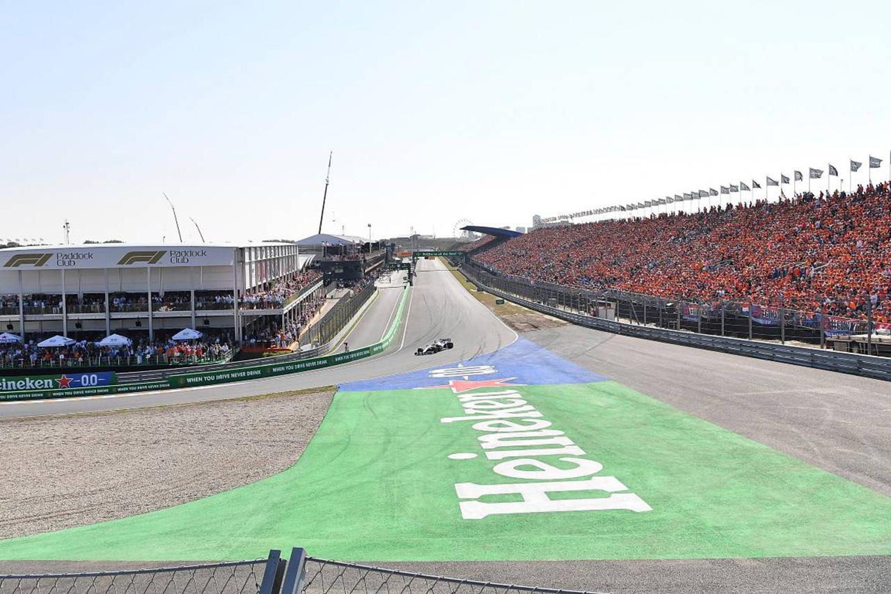 マックス・フェルスタッペン 「F1はザントフォールトからトラック設計を学ぶべき」