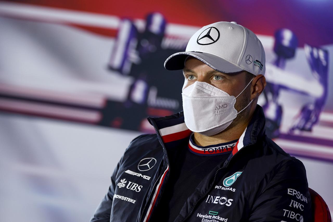 バルテリ・ボッタス 「F1ベルギーGP時点でメルセデスの決定は知っていた」