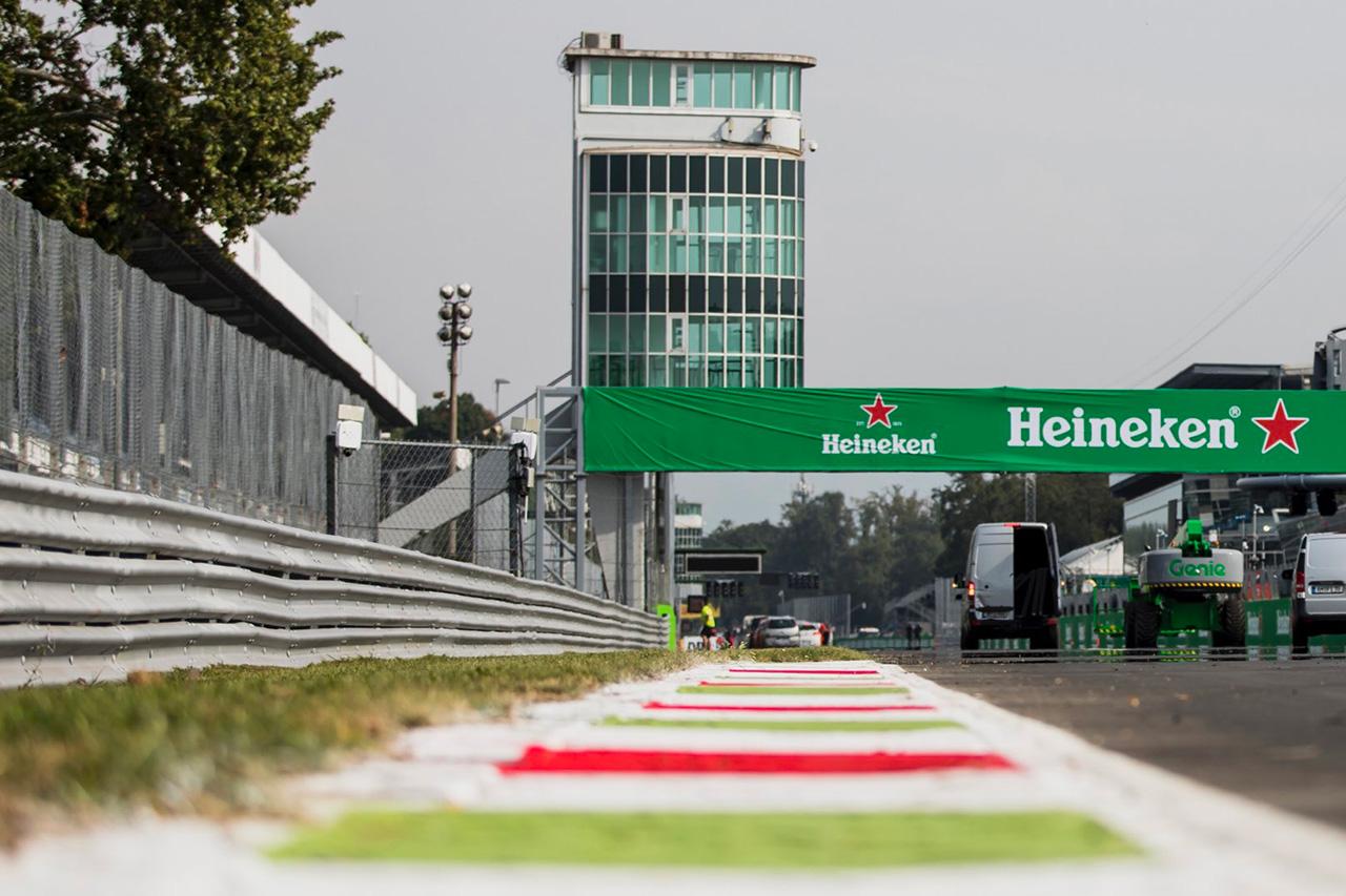 2021年 F1イタリアGP:開催スケジュール&テレビ放送時間