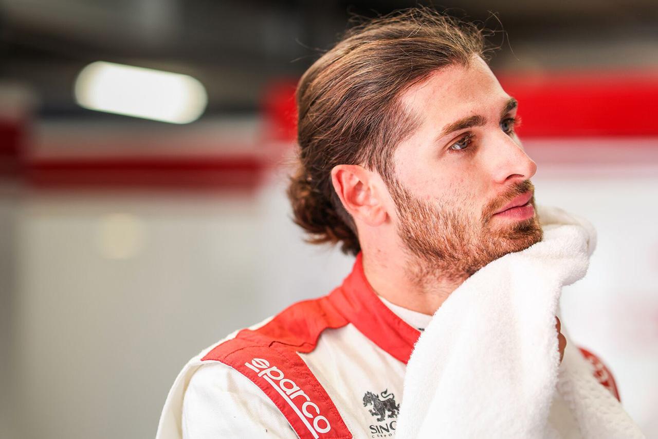 アントニオ・ジョビナッツィ、残留を諦めず「F1外のことは考えていない」