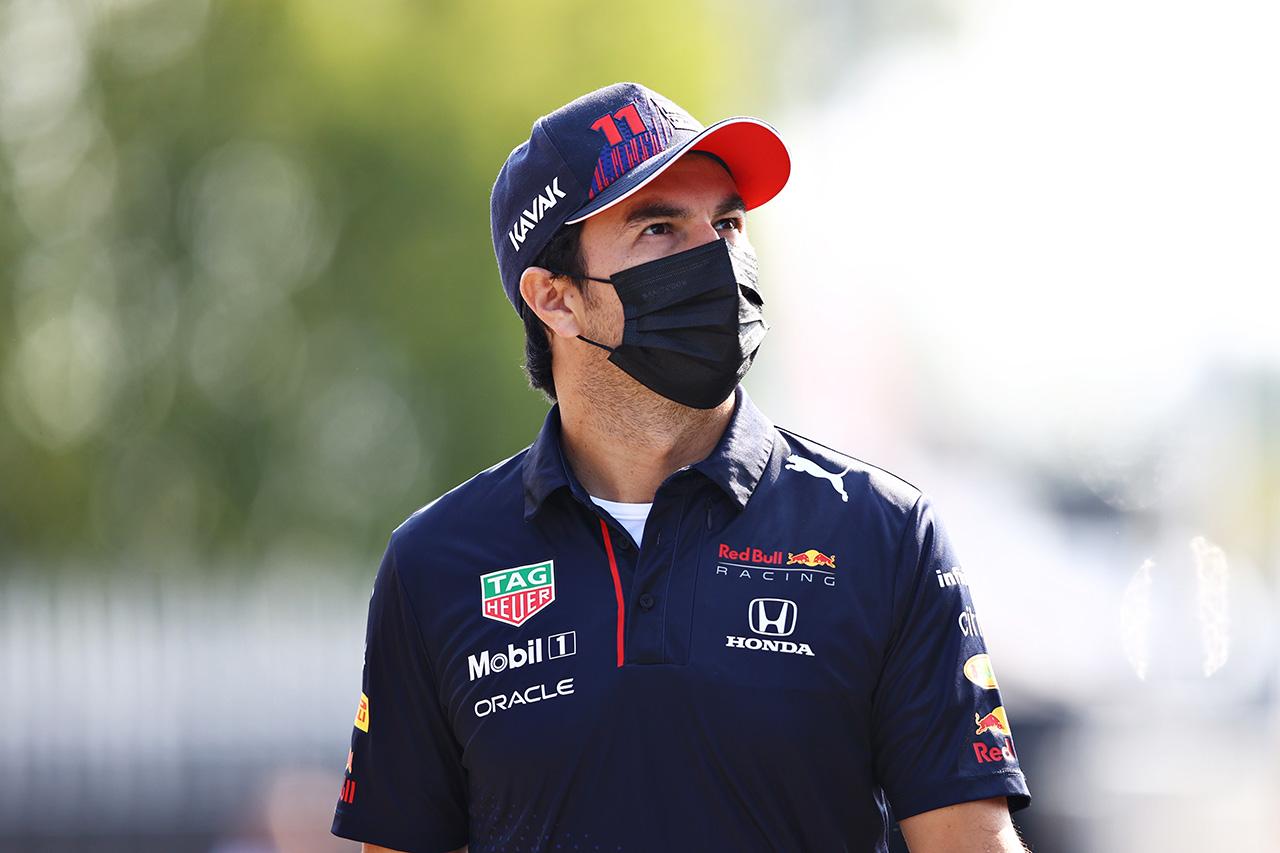 セルジオ・ペレス 「モンツァはメルセデスのトップスピードが有利」 / レッドブル・ホンダ F1イタリアGP プレビュー