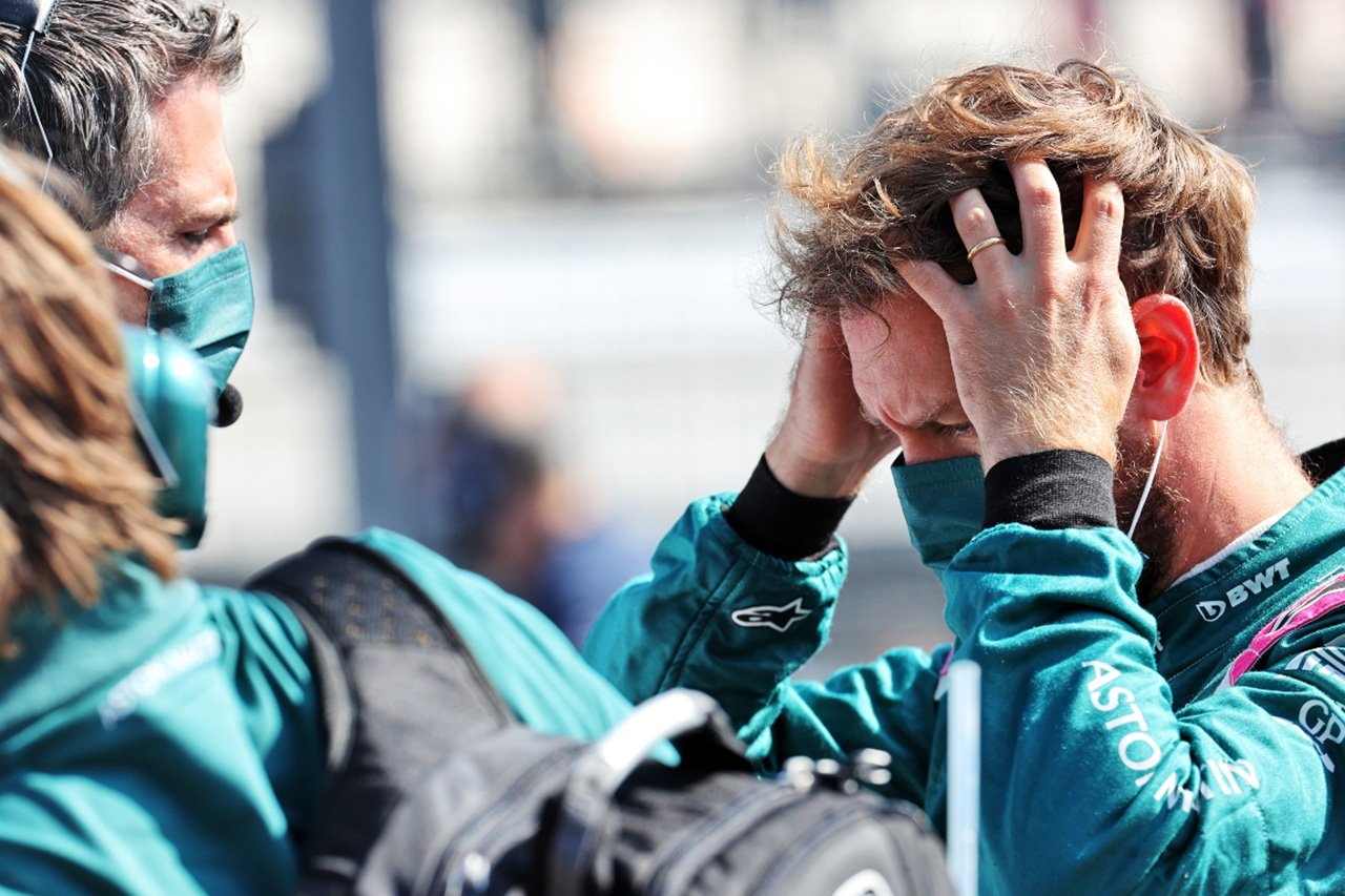 セバスチャン・ベッテル、アストンマーティンF1との来季はまだ未確定