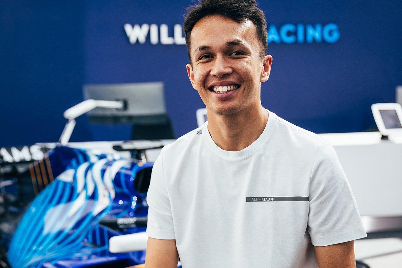 ウィリアムズF1 「アレクサンダー・アルボンのベストはまだこれから」