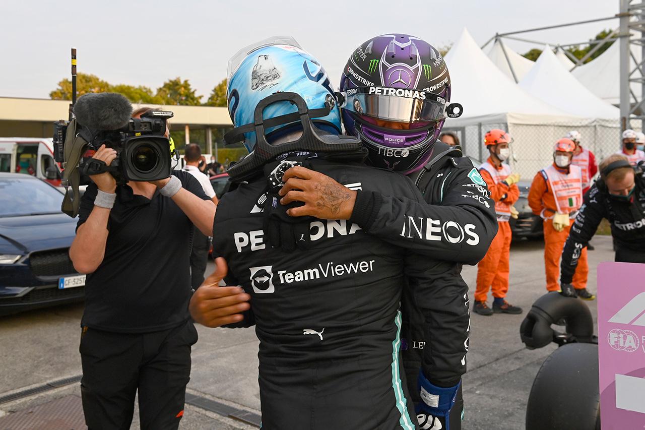2021年 F1イタリアGP 予選:トップ10 ドライバーコメント