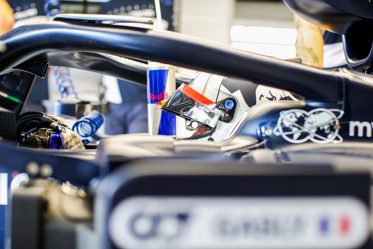 ピエール・ガスリー 「メルセデスF1エンジン搭載車とのギャップは大きい」 / F1イタリアGP 予選