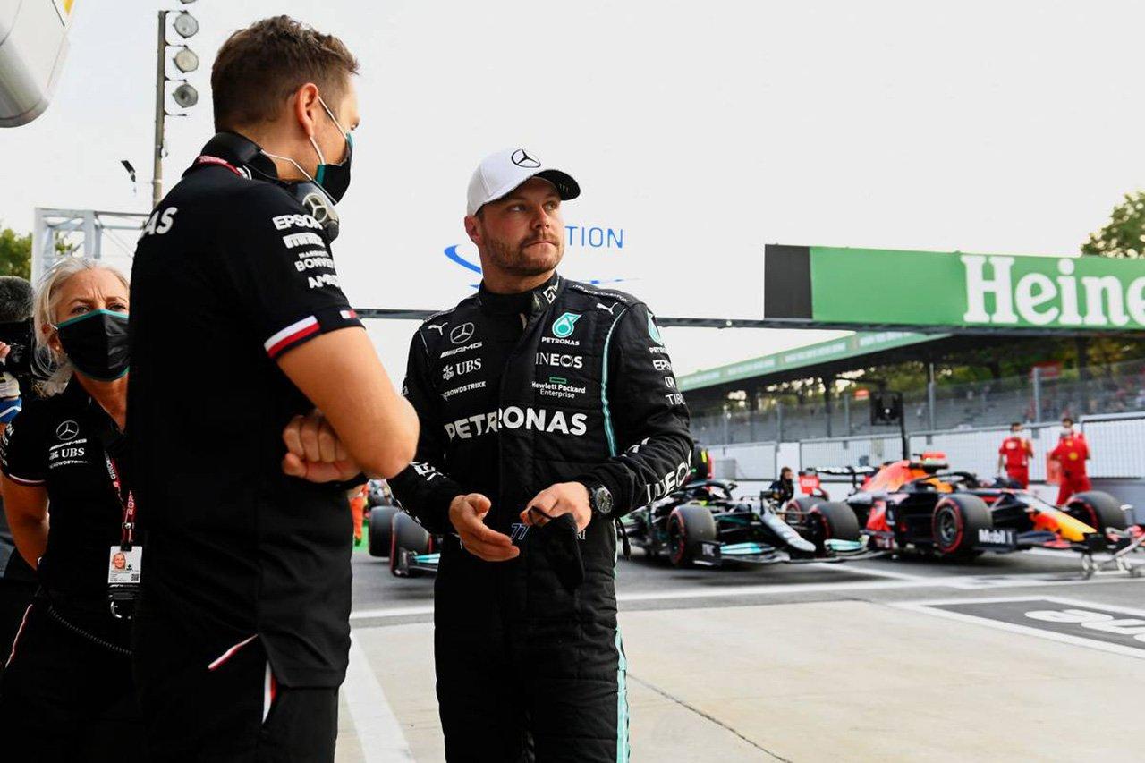 F1イタリアGP スプリント予選:スターティンググリッド