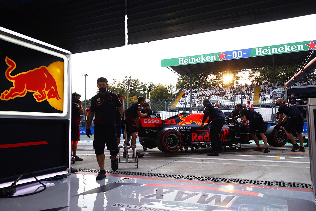 2021年 F1イタリアGP フリー走行2回目:速報ツイート&Twitch配信