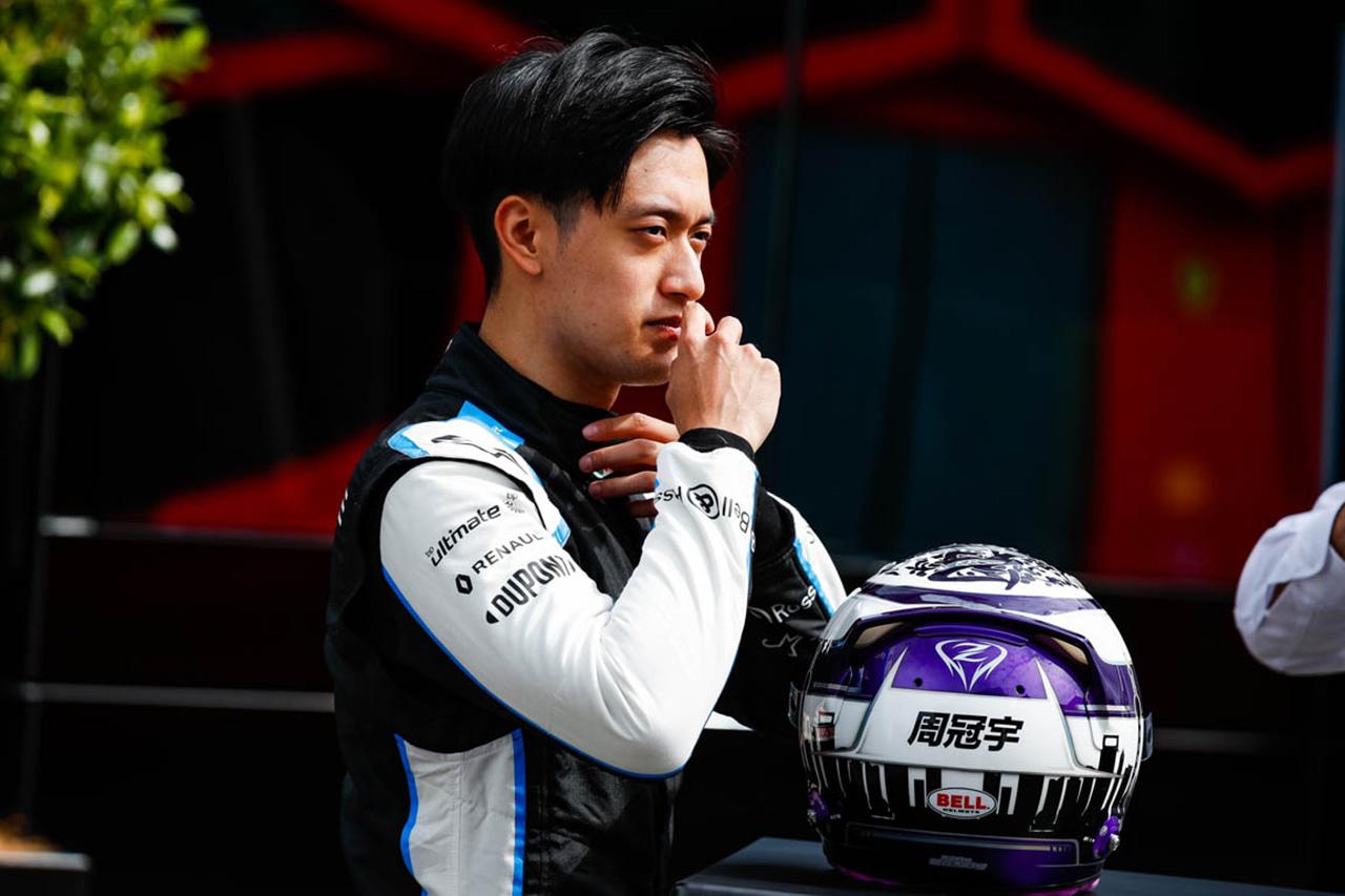 アルファロメオF1代表 「周冠宇は検討しているドライバー候補の一人」