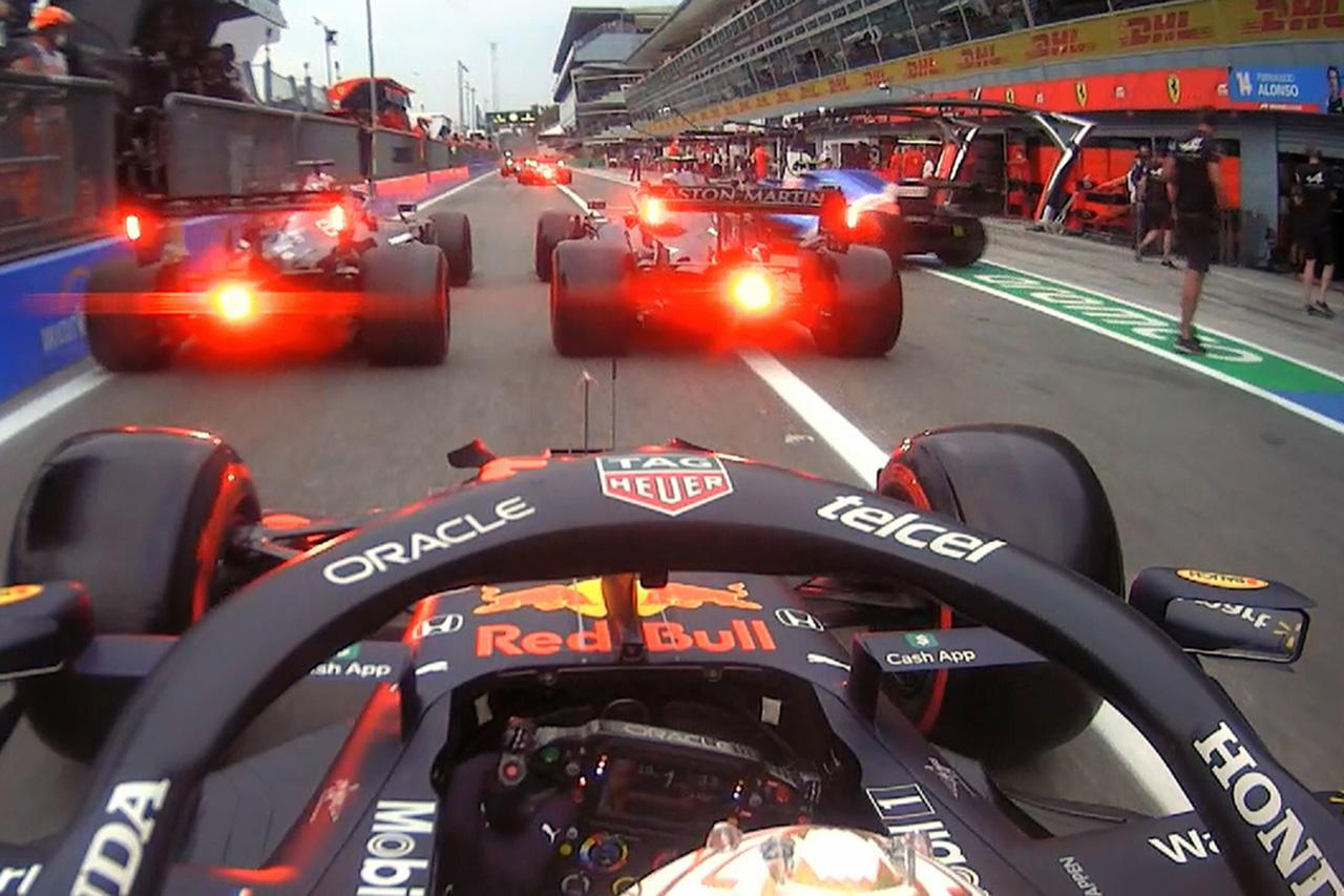 F1イタリアGP 予選:アルピーヌとアストンマーティンに罰金65万円