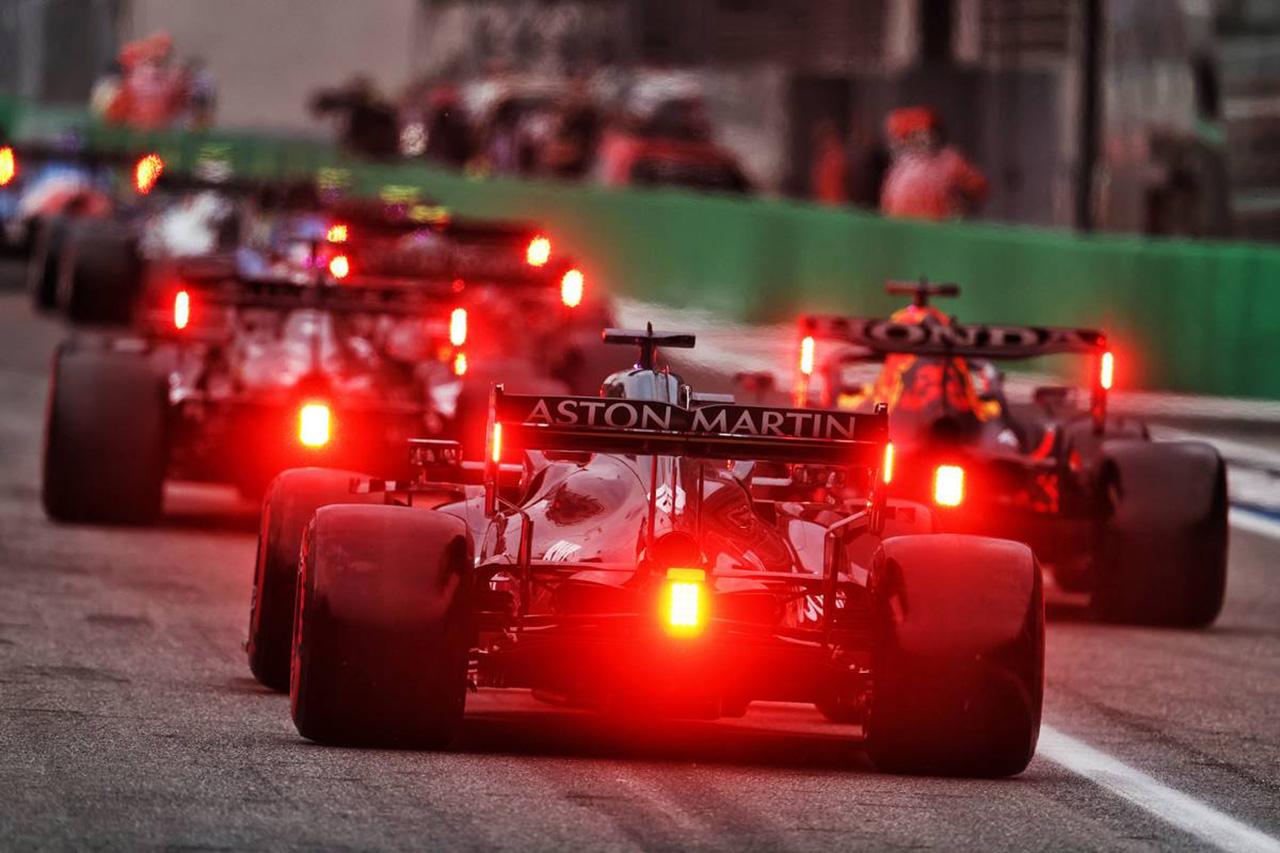 2021年 F1イタリアGP スプリント予選:速報ツイート&Twitch配信