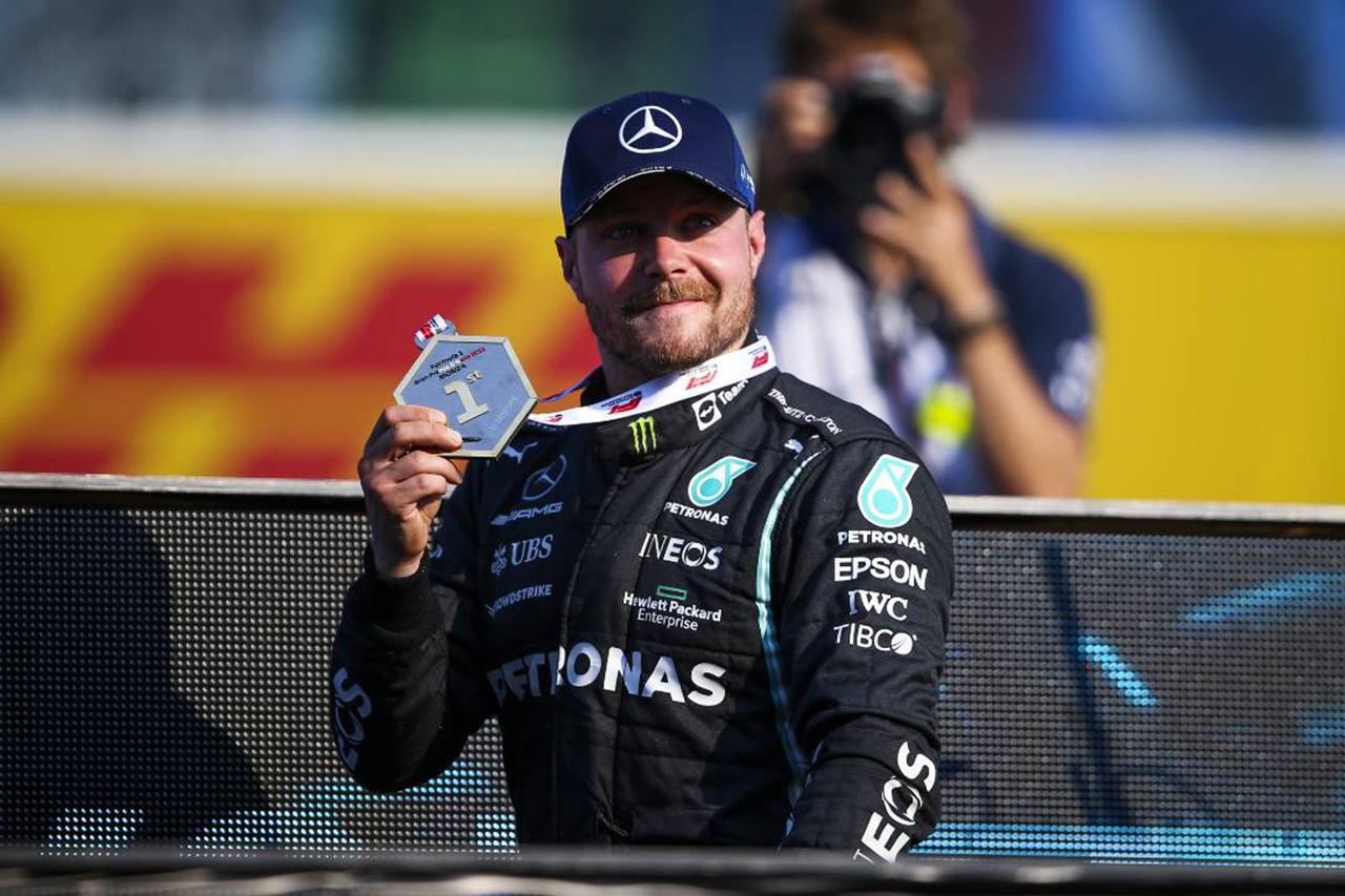バルテリ・ボッタス 「完璧な週末にグリッド降格は腹立たしい」 / F1イタリアGP スプリント予選