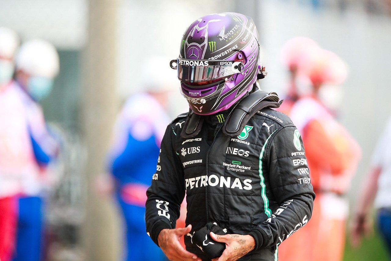 ルイス・ハミルトン 「決勝はフェルスタッペンの楽勝になるだろう」 / F1イタリアGP スプリント予選