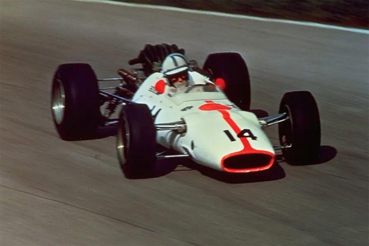 ホンダF1 特集:1967年、モンツァでの勝利