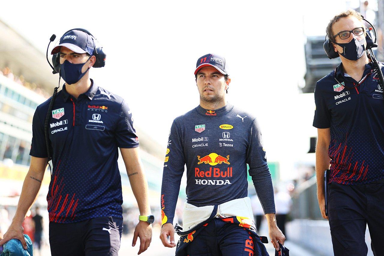 レッドブル・ホンダのセルジオ・ペレス 「スプリント予選は非常に退屈。何ももたらさない」 / F1イタリアGP スプリト予選