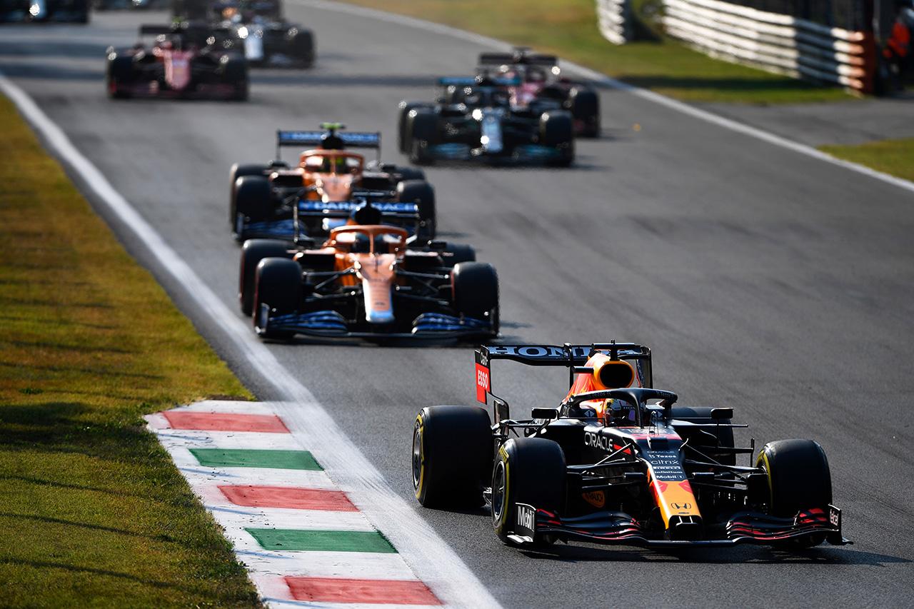 2021年 F1イタリアGP 決勝:持ちタイヤ数&タイヤ戦略予想