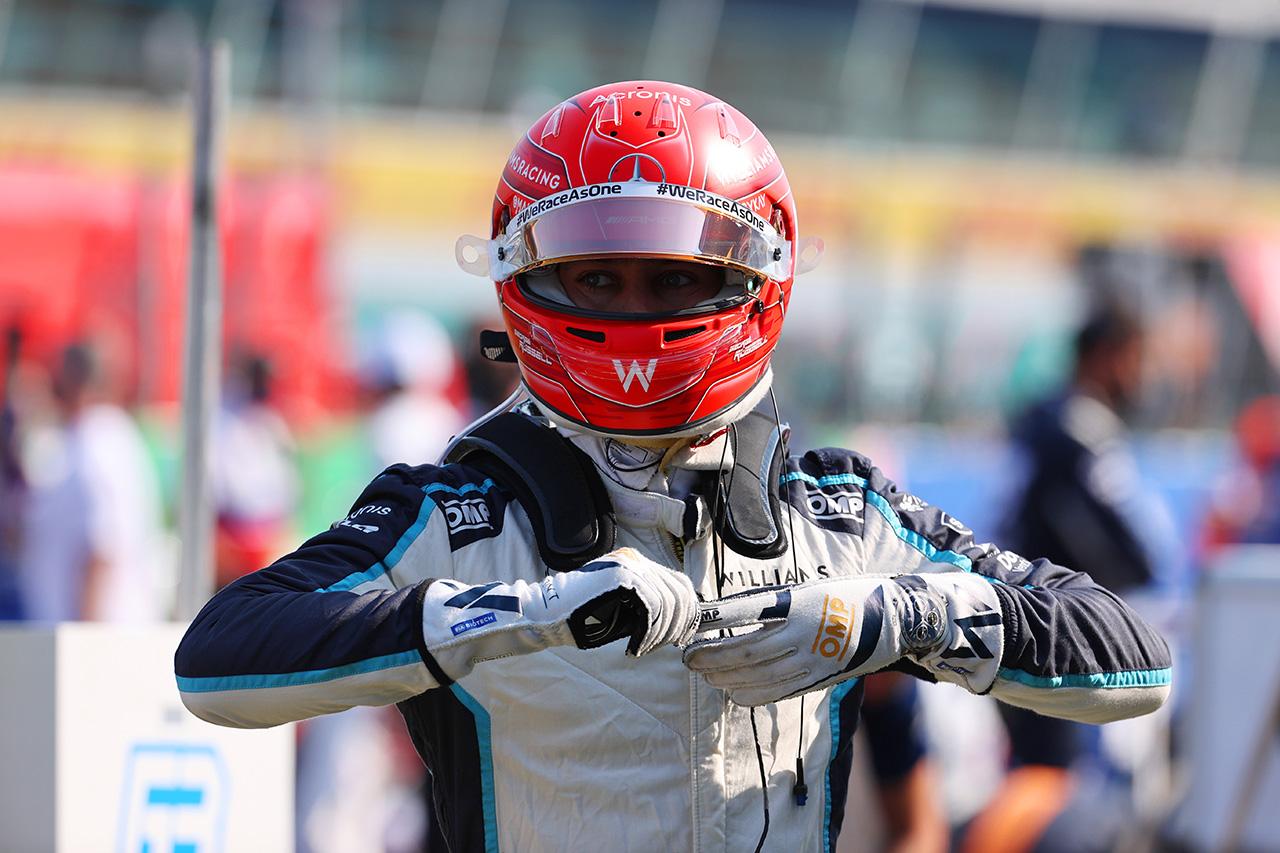 ウィリアムズのジョージ・ラッセル、今季3回目の入賞「ある時点では信じられかったこと」 / F1イタリアGP 結果
