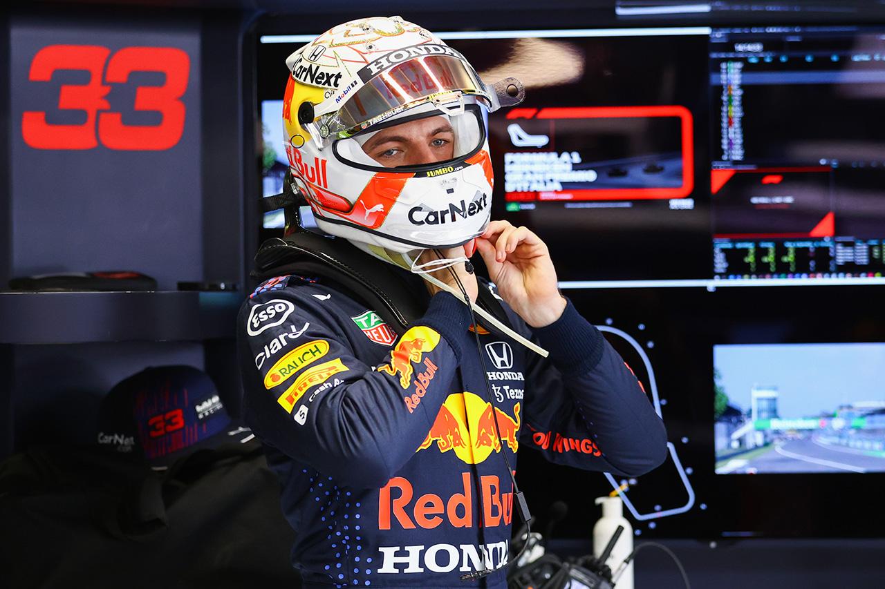 マックス・フェルスタッペン 「ルイスが僕を押しやってスペースを残さなかった」 / F1イタリアGP 決勝
