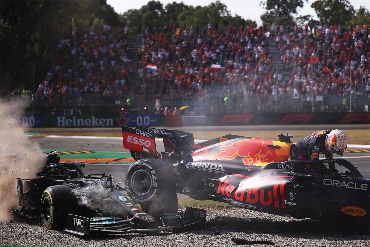 レッドブルF1代表 「フェルスタッペンのリタイアには大きな苛立ち」 / F1イタリアGP 決勝