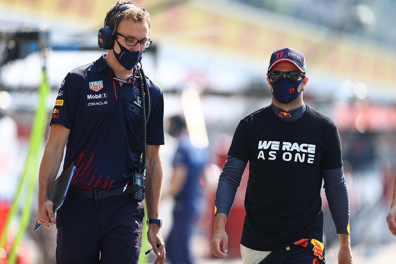 レッドブル・ホンダのセルジオ・ペレス、ペナルティで5位 「もっと広い視野で見てほしかった」 / F1イタリアGP 決勝